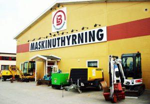 Välkommen till vår depå i Malmö