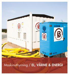 Broschyr om tillfällig el, värme och energi