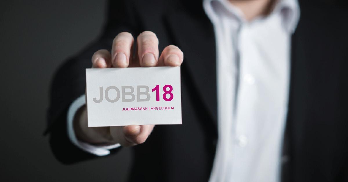 JOBB18 - Jobbmässa Ängelhlm